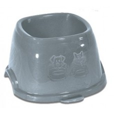 Break 9 - пластмасова купичка за храна или вода 19 х 19 х 11Н см, 700 мл, STEFANPLAST - Италия