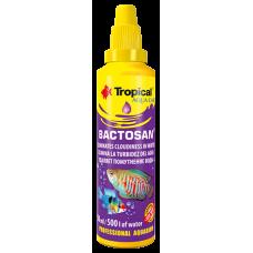 TROPICAL BACTOSAN Препарат за почистване на аквариумна вода 50 мл
