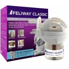 Feliway Classic дифузер + пълнител 48 мл - успокоява котката, срещу драскане и маркиране, CEVA - Франция - C23811P