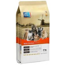 CAROCROC CAT CHIKEN - храна за пораснали котки от всички породи, с пилешко месо, Холандия - 0,4 кг