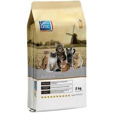 CAROCROC CAT FISH - храна за пораснали котки от всички породи, с риба и пилешко месо, Холандия - 0,4 кг