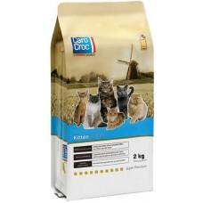 CAROCROC CAT KITTEN - храна за малки котета от всички породи 4 седмици до 12 месеца, с пилешко месо, Холандия - 0,4 кг
