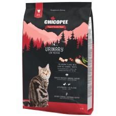 Chicopee Holistic Nature Line Urinary - пълноценна храна за пораснали котки от всички породи, над 1 година, с уринарни проблеми, БЕЗ ЗЪРНО, с птици и черен дроб, 1,5 кг