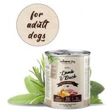 Chicopee Adult Lamb Duck консерва за куче с 83,8% пресен микс от месо и патешки бульон - 400 гр, Германия