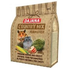 DAJANA Country mix Hamster, пълноценна храна за хамстери - 500 гр DP401J