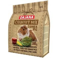 DAJANA Country mix Guinea pig, пълноценна храна за морски свинчета - 500 гр DP402J