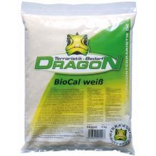 Dragon BioCal калциев пясък - бял 5кг