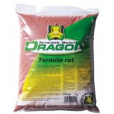 Dragon Termite Sand - Пясък за оформяне на тунели - червен - 5 кг