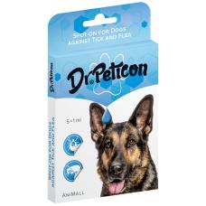 Dr. Peticon Spot on Dog - BIO противопаразитни пипети L 3 ml. - над 40 кг - BIO продукт Унгария 41079