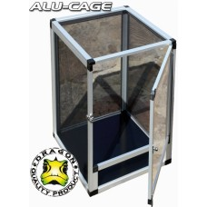 Dragon Alu-cage Medium - терариум за хамелеон и млади игуани 42x42x66 см, Германия - DRA411