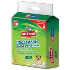 Mr.Fresh Start хигиенна подложка с атрактант, за кучета и котки - 40х60 - 15 бр, Русия F504