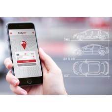 FindyCar - GPS тракер за проследяване и намиране на Вашият автомобил