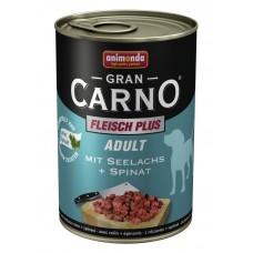 Gran Carno Plus елен + ябълки - храна за израстнали кучета
