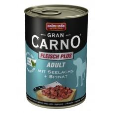 Gran Carno Plus морска треска + спанак - храна за израстнали кучета