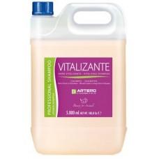ARTERO Vitalizante ШАМПОАН - КЪСИ КОЗИНИ И ОБЕМ 5 литра, Испания - H623