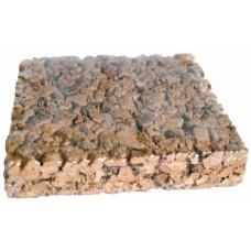 Dragon Естествен корк - стена за терариум 2 бр 25x25x2-3см