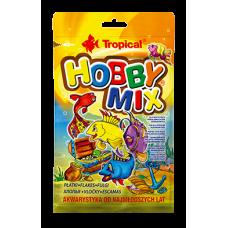 TROPICAL Hobby Mix - универсална храна за риби на люспи
