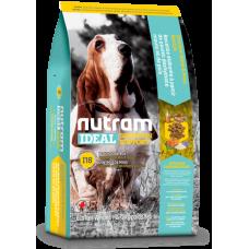 I18 Nutram Ideal Solution Support® Weight Control Natural Dog Food За кучета с наднормени килограми от 1 до 10 години, Канада 13.6 кг