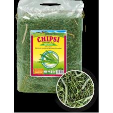 JRS Chipsi Sunshine Timothy - сено с тимотейка от най-високо качество, с забележителен аромат и вкус за гризачи и малки животни -750 гр
