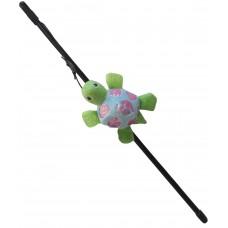 Играчка за котка Въдица Gloria Fishing Rod Plush Toy C - въдица с плюшена играчка 41 см, Испания - JU00428C