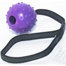 Gloria Ball - гумена топка с лента, 5х30 см, Испания - JU00705