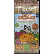 Little BigPaw Kitten Chicken - пълноценна супер премиум храна с пилешко месо, за котки от 1 до 12 месечна възраст 1,5 кг, Англия - KIT01
