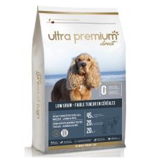 Ultra Premium Direct Adult sensitive all breeds lamb rice - суха храна за пораснали чувствителни кучета, агнешко с ориз, с ниско съдържание на зърно, 45% месо и месни съставки, 12 кг, Франция LG1208