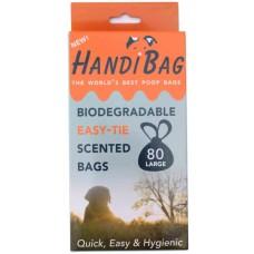 HandiScoop Pack of 80 Bio-Degradable Bags - биоразградими торбички 80 броя - LP4040