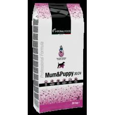 Imperial Food Mum Puppy - суха храна за малки кученца и техните майки от всички породи, Италия - 20 кг LS-MP-200