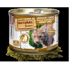 NATURAL Greatness VET Urinary - консерва за коте, за уринарна грижа, 200 гр - Испания