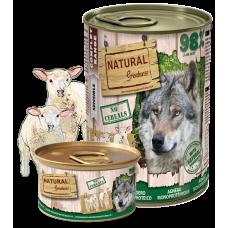 NATURAL Greatness Lamb Monoproteinic recipe - Монопротеин Агне (за чувствителни стомаси), 400гр, Испания
