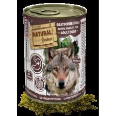 NATURAL Greatness VET Gastrointestinal - консерва за куче, за балансирано храносмилане, 400 гр - Испания