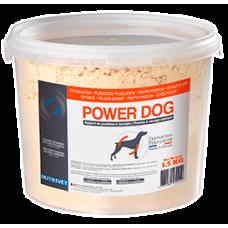 Nutrivet POWER DOG - протеини и енергия за кучета, Франция - 1500 гр