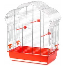 Inter-zoo LAURA ZINC - Кафез за птици Лаура размер 60,5 х 34 х 71,5 см Полша - P304