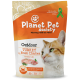 Planet Pet Society Turkey for Outdoor Cats - пълноценна храна с пуешко месо, за активни и отглеждани на открито котки, над 1 година, Без соя, царевица, пшеница, добавена захар, Финландия - 1,5 кг, 40450