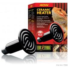 Exo Terra Ceramic Heater Керамична лампа за нагряване PT2044 - 40W