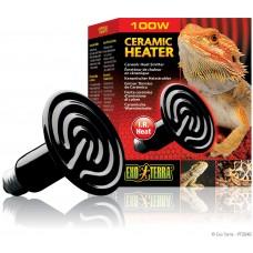 Exo Terra Ceramic Heater Керамична лампа за нагряване PT2046 - 100W