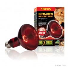 Exo Terra Инфрачервена отоплителна лампа за терариум INFRARED BASKING SPOT LAMP PT2146 - R30/150W