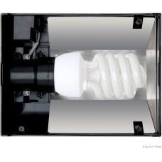 Exo Terra Compact Top - 20 x 9 x 15 cm - капак с една фасунга - ГЕРМАНИЯ - PT2224
