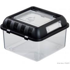 Exo Terra BREEDING BOX / STACKABLE BREEDING TERRARIUM - Small - пластмасов универсален терариум за развъждане или изложби, 20,5 x 20,5 x 14см, ГЕРМАНИЯ - PT2270