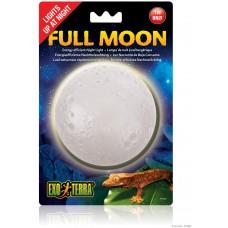 Exo Terra FULL MOON ENERGY EFFICIENT NIGHT LIGHT, енергийно ефективна нощна светлина, ГЕРМАНИЯ - PT2360