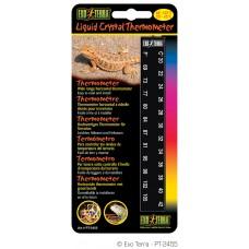 Exo Terra LIQUID CRYSTAL THERMOMETER - термометър за терариум - ГЕРМАНИЯ - PT2455