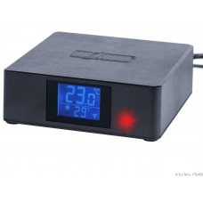 Exo Terra DIMMING & PULSE PROPORTIONAL THERMOSTAT WITH DAY/NIGHT FUNCTION - термостат 600 W - ГЕРМАНИЯ - PT2459