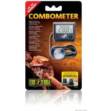 Exo Terra COMBINATION THERMOMETER AND HYGROMETER - дигитален термометър и хидрометър - ГЕРМАНИЯ - PT2470