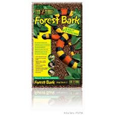 Exo Terra FOREST BARK NATURAL TERRARIUM SUBSTRATE - постелка за терариум - естествена кора от ела - 26,4 литра, ГЕРМАНИЯ - PT2754