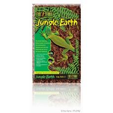 Exo Terra JUNGLE EARTH NATURAL TERRARIUM SUBSTRATE - постелка за терариум - 8,8 литра, ГЕРМАНИЯ - PT2762