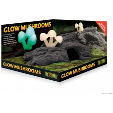 Exo Terra GLOW MUSHROOMS NATURAL HIDE OUT, скривалище и декорация - ГЕРМАНИЯ - PT2843