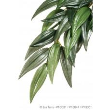 Exo Terra HANGING RAINFOREST PLANTS - Rucus (Silk) Large, изкуствено растение, 23 x 71 x 5 cm - ГЕРМАНИЯ - PT3051