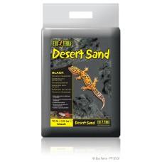 Exo Terra DESERT SAND - DESERT TERRARIUM SUBSTRATE, пясък за терариум - ЧЕРЕН, 4,5 kg - ГЕРМАНИЯ - PT3101