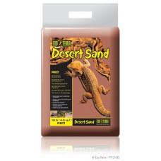 Exo Terra DESERT SAND - DESERT TERRARIUM SUBSTRATE, пясък за терариум - ЧЕРВЕН, 4,5 kg - ГЕРМАНИЯ - PT3105